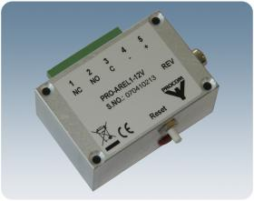 Procom Introduce the PRO-AREL1-12V Alarm Box.