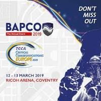 View antennaPRO Connectivity Products at BAPCO 2019 (Stand G36)